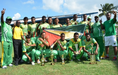Guyana: U-19 1-Day Champs