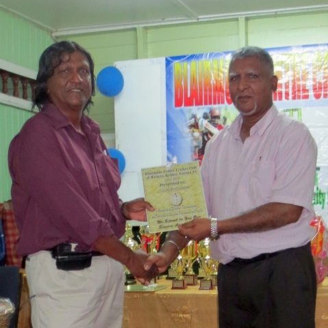Blairmont Honours Teacher, 2013