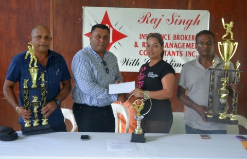 DCB Over-40 T20 Tourney, 2013