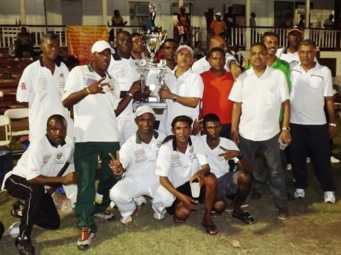 Floodlights: GFSCA Masters Champs