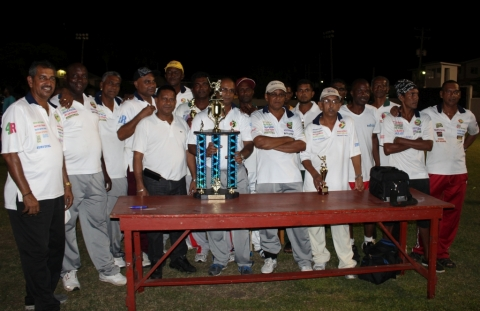 Floodlights - Auto Spares Masters Champs