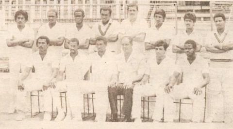 Shell Shield Winners Guyana, 1987