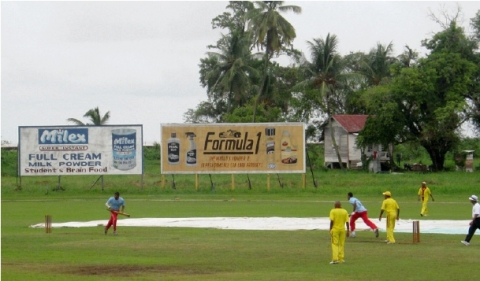 Guyana Cup 1: Masters Final