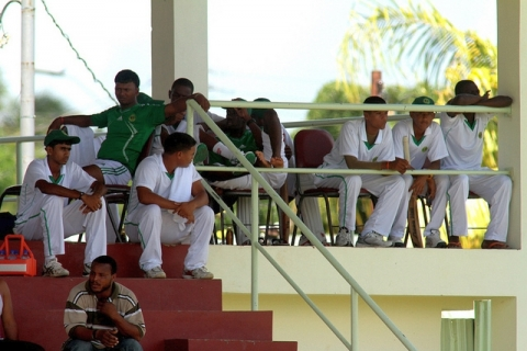 Guyana Players v LI, Jul 2012