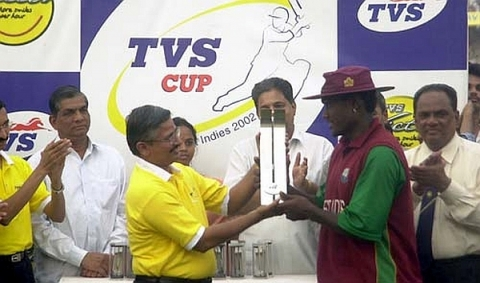 WI Defeat India 4-3, 2002