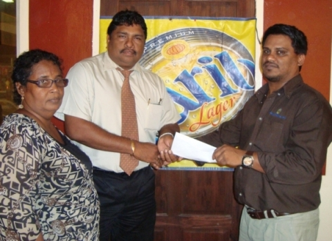 Ansa McAl Helps BCB Independece T20, 2012
