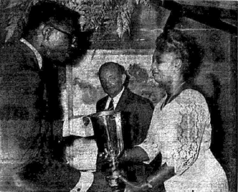 1966 Sportsman of the Year
