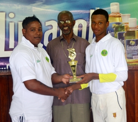 Man-Of-The-Match Mohamed, 2013