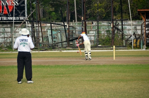 Perez Batting v Berbice, 2013
