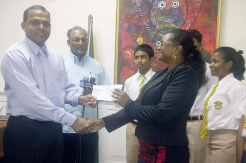 Sports Ministry Helps QC, 2012