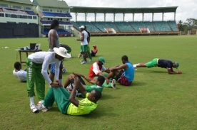 2013 T20 Team Fitness Tests