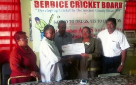 ScotiaBank Assists BCB Again, 2013