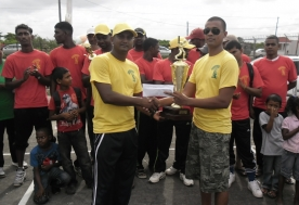 Universal Wins BSA Tourney, 2013