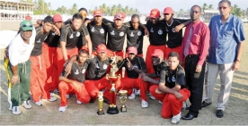Berbice Retains 50-Overs Title, 2011