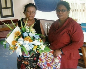 Bishoo's Mom Honoured, 2012