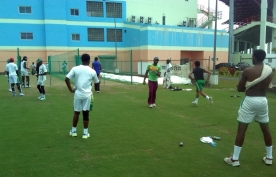 Guyana Preps For Jca, 2013