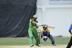 Hasena Mohammed batting, 2012