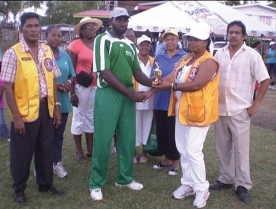 Mahadeo Man-Of-The-Match, 2011