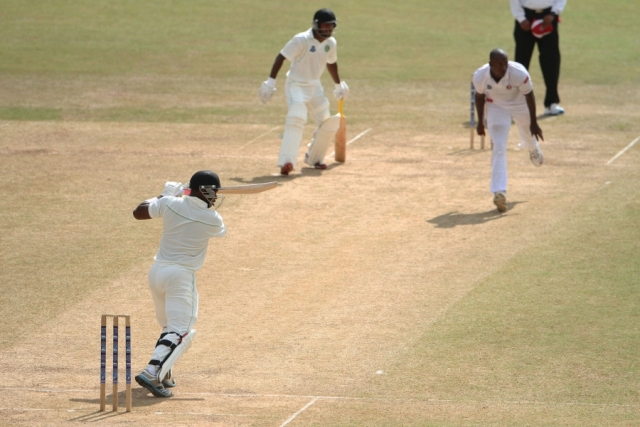 Barnwell Gets Fifty